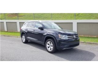 3 FILAS, IMP DESDE $412.00 MENS, Volkswagen Puerto Rico