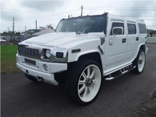 Hummer - H2 Puerto Rico