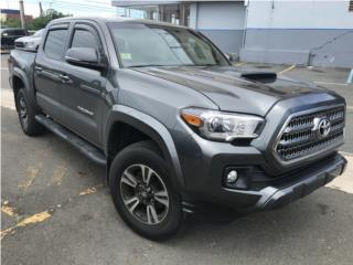Toyota Tacoma 2017, Toyota Puerto Rico