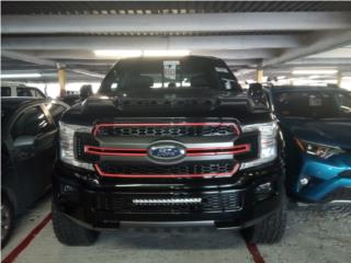 Ford f150 Harley Davidson 2019, Ford Puerto Rico