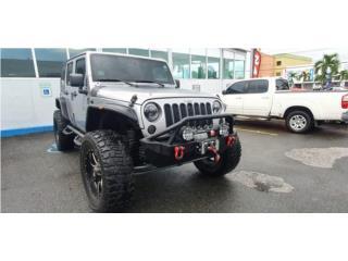 Jeep Wrangler 2014, Jeep Puerto Rico