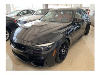 2018 BMW M3 Competition Standard 3k millas!, BMW Puerto Rico
