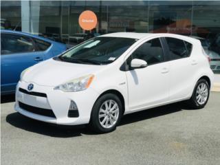PRIUS C 2012 EXCELENTES CONDICIONES, Toyota Puerto Rico