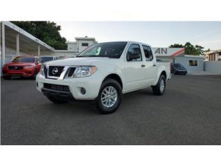 2019 NISSAN FRONTIER CREW CAB SV, Nissan Puerto Rico