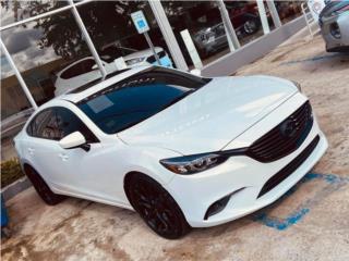 2016 MAZDA 6 GRAND TOURING TECHNOLOGY PACKAGE, Mazda Puerto Rico