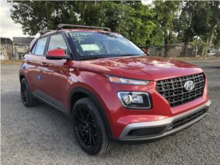 VENUE SE 2020 COSTUMIZADA ÚNICA EN PR *LLAMA*, Hyundai Puerto Rico