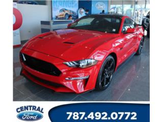 FORD MUSTANG GT COUPE 2020 , Ford Puerto Rico
