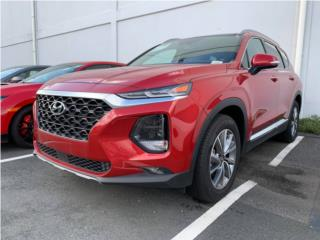 Hyundai Santa Fe Limited , Hyundai Puerto Rico