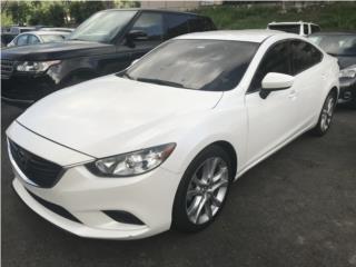 2016 Mazda 6, Mazda Puerto Rico