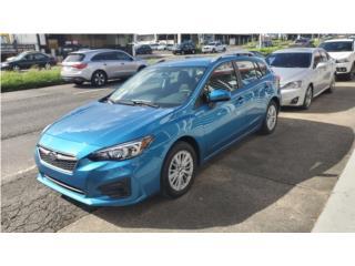 SUBARU IMPREZA 2018 AWD, Subaru Puerto Rico