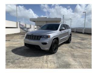 2017 Jeep Grand Cherokee Altitude, Jeep Puerto Rico