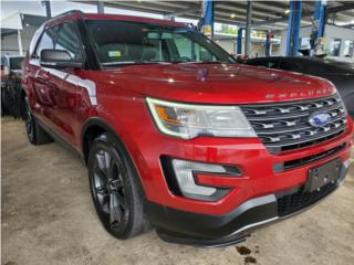 FORD EXPLORER XLT 3 FILAS, Ford Puerto Rico