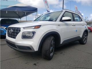 HYUNDAI VENUE SEL 2020, Hyundai Puerto Rico