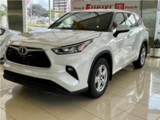 HIGHLANDER LE 2020 RESIDEÑADA, Toyota Puerto Rico