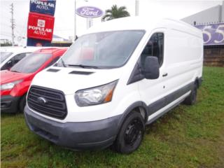 TRANSIT 250 HIGH TOP!, Ford Puerto Rico