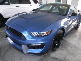 MUSTANG GT350 SHELBY EQUIPADO!, Ford Puerto Rico