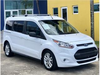 2018 FORD TRANSIT CONNECT WAGON, Ford Puerto Rico