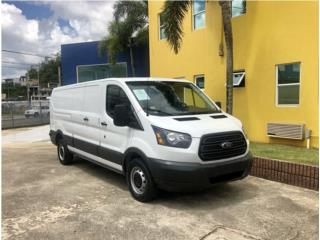 2017 FORD TRANSIT CARGO, Ford Puerto Rico