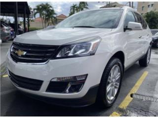 CHEVROLET TRAVERSE 2014, Chevrolet Puerto Rico