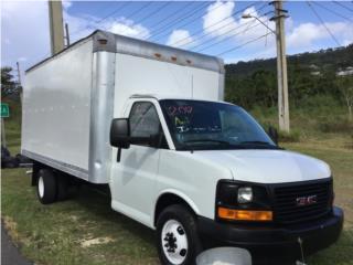 GMC TRUCK 3500 2012  AUT GASOLINA 6.0 litro , GMC Puerto Rico