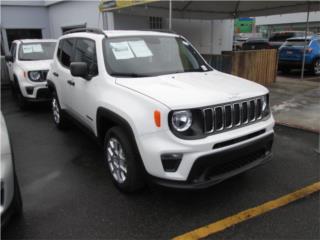 MODELO RENEGADE, Jeep Puerto Rico