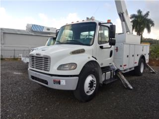Camion Canasto Freigthliner 60 pies, FreightLiner Puerto Rico