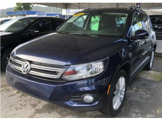 VW TIGUAN 2.0 TSI 2015 AS NEW , Volkswagen Puerto Rico