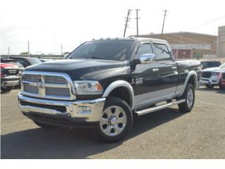 2017 Ram 2500 Laramie, TA615703, RAM Puerto Rico