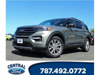 FORD EXPLORER XLT 2020 , Ford Puerto Rico