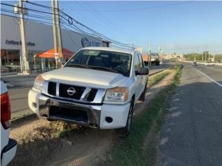 2012 Nissan Titan crew cab V-8 en piel , Nissan Puerto Rico