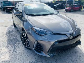 Toyota Corolla SE SunRoof 2017 Importado , Toyota Puerto Rico