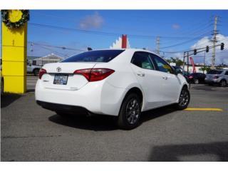 Toyota Corolla 2018 Pocas millas!! puerto rico