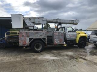 Ford F700 Diesel (canasto), Ford Puerto Rico
