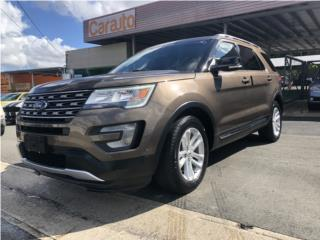 2016 Ford Explorer XLT, Ford Puerto Rico