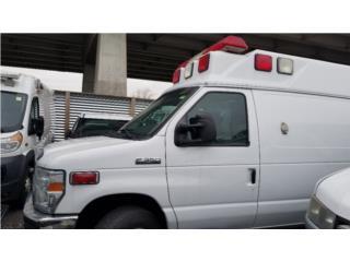 AMBULANCE 2012 FORD AEV GAS 18382, Ford Puerto Rico