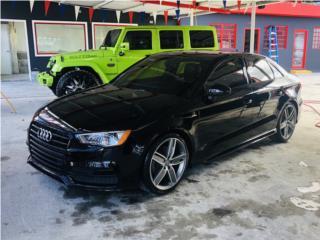 Audi A3 Primium S-Line 48mil millas, Audi Puerto Rico