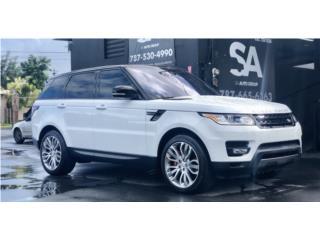 2016 Range Rover • BONO: $10000, LandRover Puerto Rico