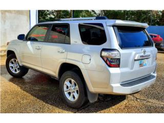 ¡Toyota 4Runner 2019!, Toyota Puerto Rico