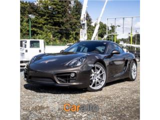 2014 Porsche Cayman, Porsche Puerto Rico