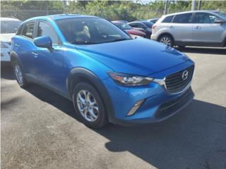 MAZDA CX3 2016 TOURING *PIEL, Mazda Puerto Rico