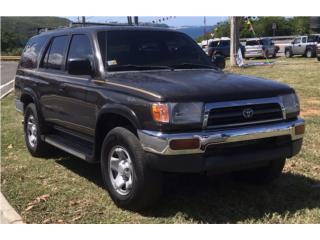Linda 4 Runner , Toyota Puerto Rico
