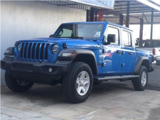 Jeep Gladiator Sport 2020 LIQUIDACIÓN , Jeep Puerto Rico