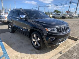 LIMITED COMO NUEVA, Jeep Puerto Rico