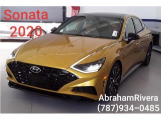 Sonata 2020 Rediceñado al 2.95%, Hyundai Puerto Rico