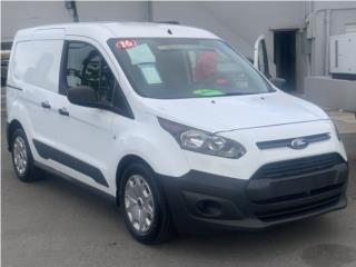 FORD TRANSIT 2016, Ford Puerto Rico