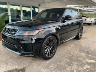 Range Rover Sport HSE 2018, LandRover Puerto Rico