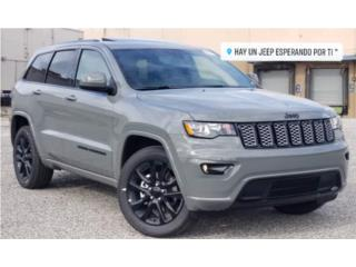 2020 Grand Cherokee Altitude  / Cemento, Jeep Puerto Rico