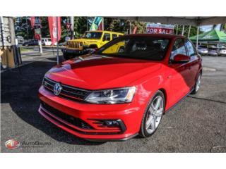 Volkswagen Jetta GLI 2016, Volkswagen Puerto Rico