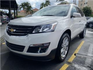 Chevrolet Traverse , Chevrolet Puerto Rico