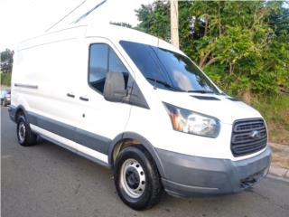 FORD TRANSIT T250 , Ford Puerto Rico